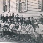 1915 - Jessup (Pennsylvania - USA) -1° classe elementare della Franklin School