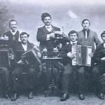 1910 - Lussemburgo - Banda di umbri di Sigillo