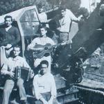 1952 - Tasmania (Australia) - Svago nei cantieri