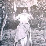 1900 - Mentona (Francia) - Raccolta dei limoni