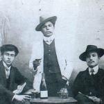 1914 - Neuchatel (Svizzera) - Emigranti umbri