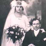 1907 - New Jersey (USA) - Coniugi umbri di Cascia