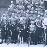 1934 - Lussemburgo - Gruppo ciclistico del dopolavoro di Esch