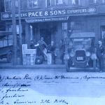 1925 - Providence (Rhode Island - USA) - La ditta Pace