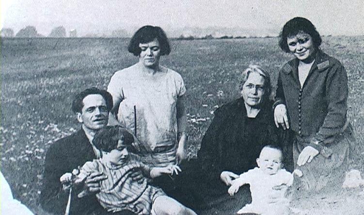 1925 - Scranton (Pennsulvania-USA) - Famiglia umbra originaria di Sigillo