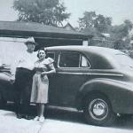1940 - Scranton (Pennsylvania-USA) - Coniugi Monacelli, originari di Gubbio