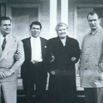 1958 - Old Forge (Pennsylvania-USA) - Famiglia Mengoni, di Sigillo