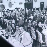 1950 - Trenton (New Jersey-USA) - Emigranti di Norcia riuniti per una festa