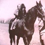 1969 - Kitimat (Canada) - Emigrato umbro con i figli