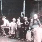 1906 - Capitan Pastene (Cile) - Famiglia emiliana