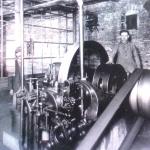 1906 - Capitan Pastene (Cile) - Il primo mulino