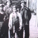 1946 - Liegi (Belgio) - Minatori modenesi