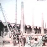 1902 - Fraisans (Francia) - Fabbrica