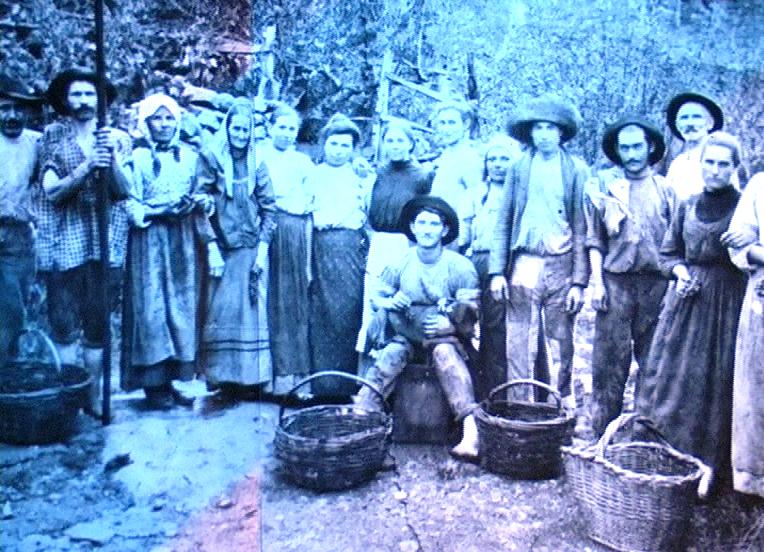 1911 - Contadini veneti nel Rio Grande do Sul (Brasile)